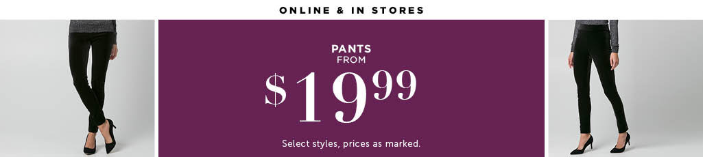 Outlet Pants