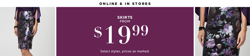 Outlet Skirts