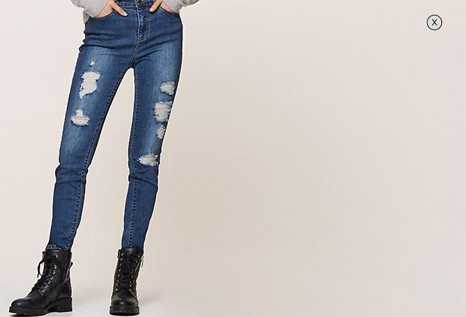 Shop Women's Denim Pants