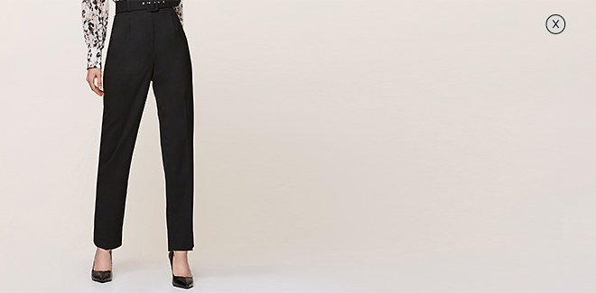 Shop Women's Tailored Pants
