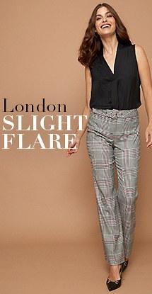 London slight flare