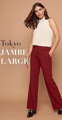 Tokyo jambe large
