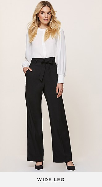 Shop Women's Wide Leg Pants