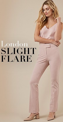 London slight flare