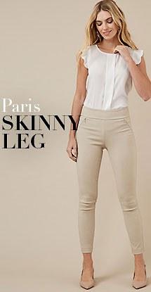 Paris skinny leg