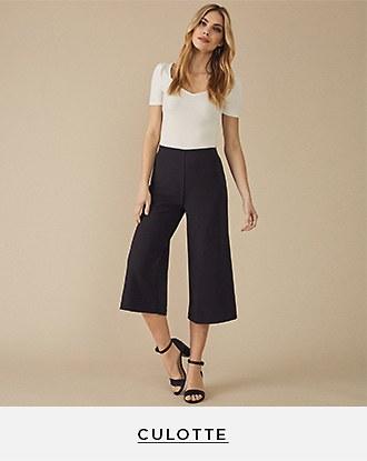 Shop Women's Culotte Pants