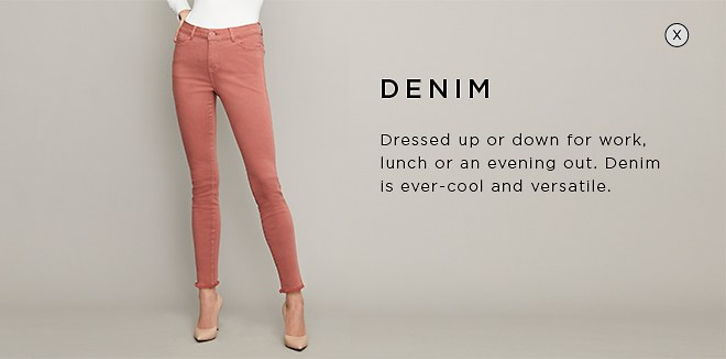 Shop Women's Denim Pants