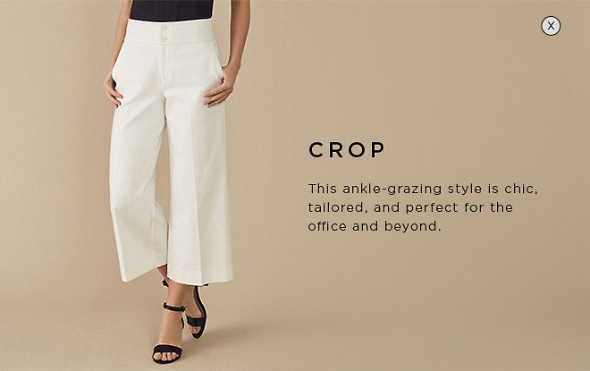 Shop Women's Crop Pants