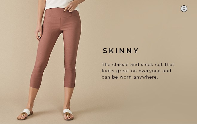 Shop Women's Skinny Leg Pants