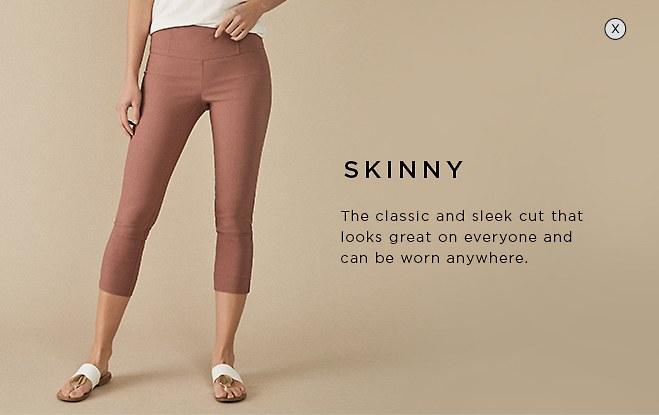 Shop Women's Skinny Leg Pants