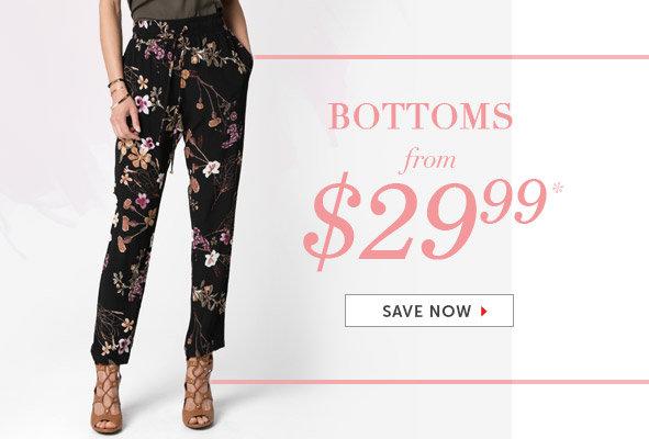 Shop Bottoms on Sale