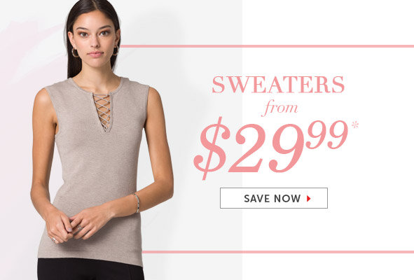 Shop Sweaters on Sale