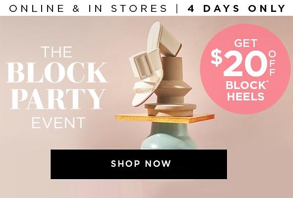 Shop Women's Shoes on Sale
