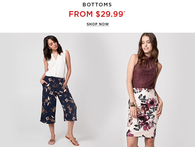 Shop Women's Pants and Skirts on Sale