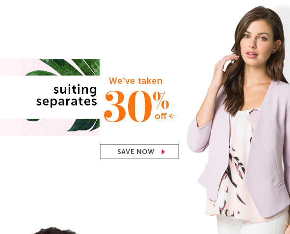 Shop Suits on Sale