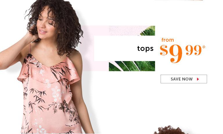 Shop Tops on Sale