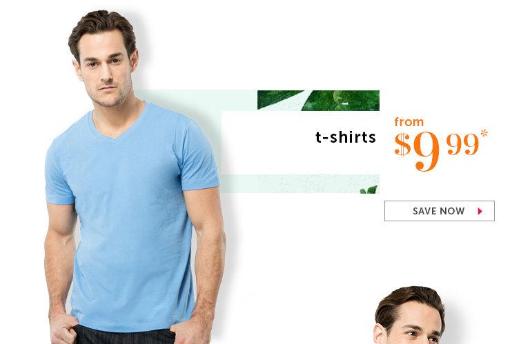 Shop T-Shirts on Sale