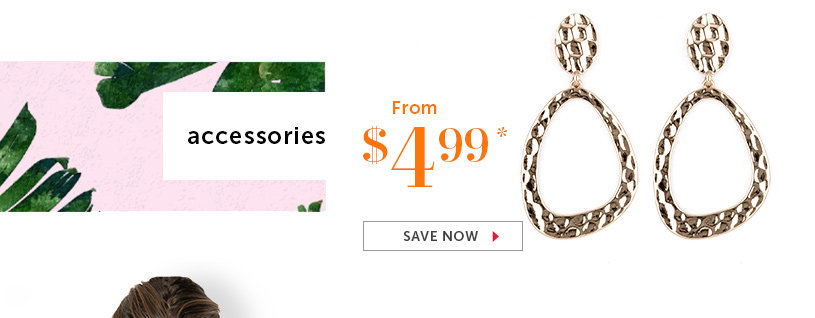 Shop Accessories on Sale
