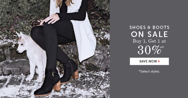 Shop All Sale Shoes & Boots