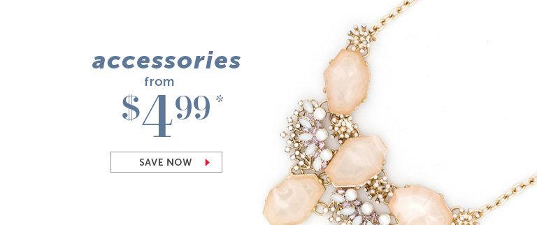 Shop Accessories on Sale