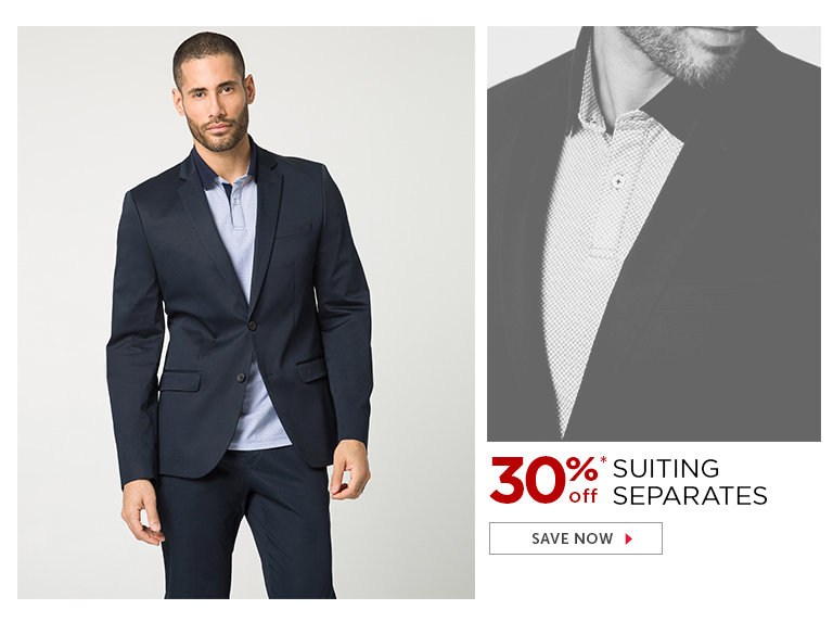 Shop Suits on Sale