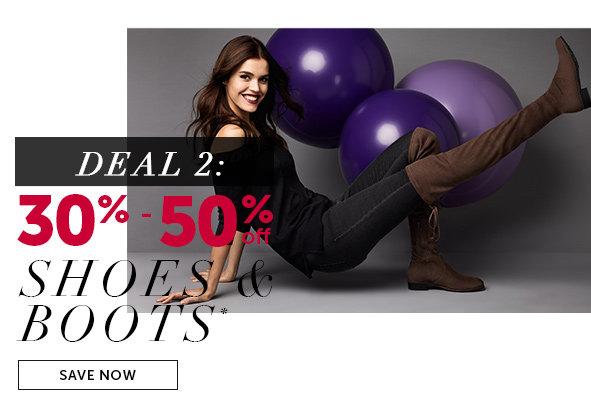 Shop Black Friday Deals on Shoes