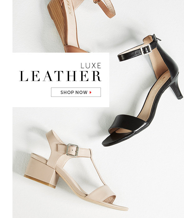 Shop Leather and Suede Shoes