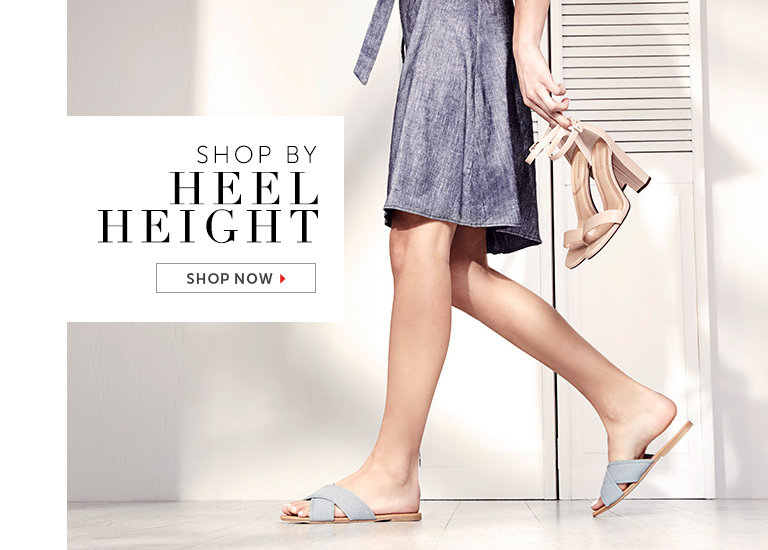 Shop by Heel Height