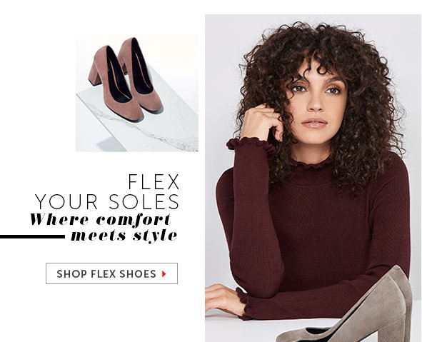 Shop FLEX Shoes