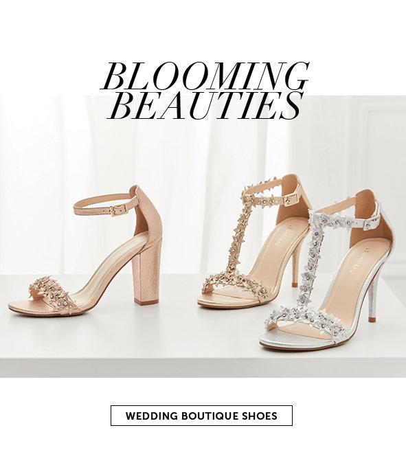 Shop Wedding Boutique Shoes