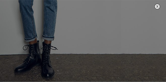 Shop the Lace-Up Boot Trend