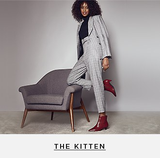 Shop the Kitten Heel Trend