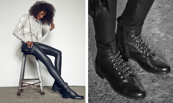 Discover affordable premium leather and suede.  SHOP LEATHER >