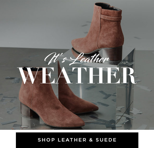 Shop Women's Leather Boots & Shoes