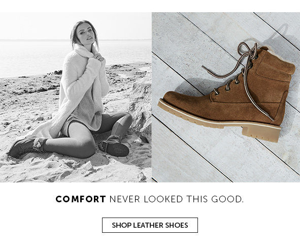 Shop Leather and Flex Shoes