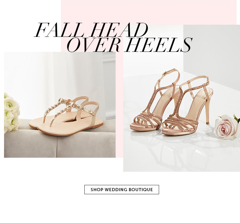 Shop Wedding Boutique Shoes