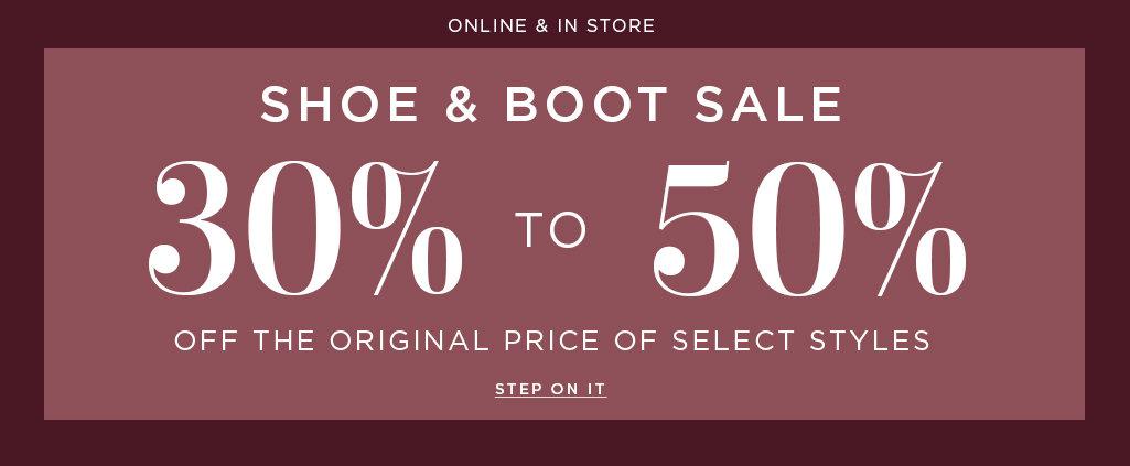 Shop the Women's Shoes on Sale