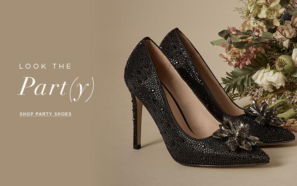 Shop Women's Heels & Bridal Shoes