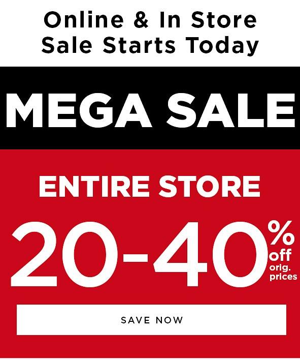 Save On Mega Sale