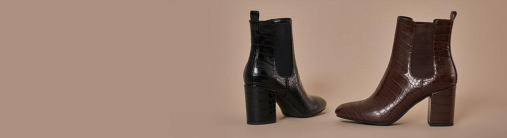 Boot Season. Wear now. Wear later.