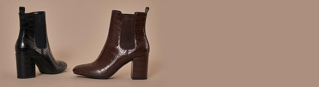 Booties & Shooties. Wear now. Wear later. Shop Women Booties & Shooties<