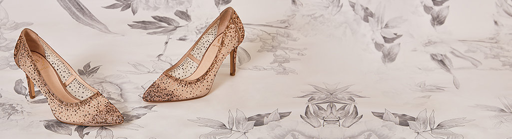 Evening statement.Just as essential as your lipgloss. Shop Women's Evening Shoes