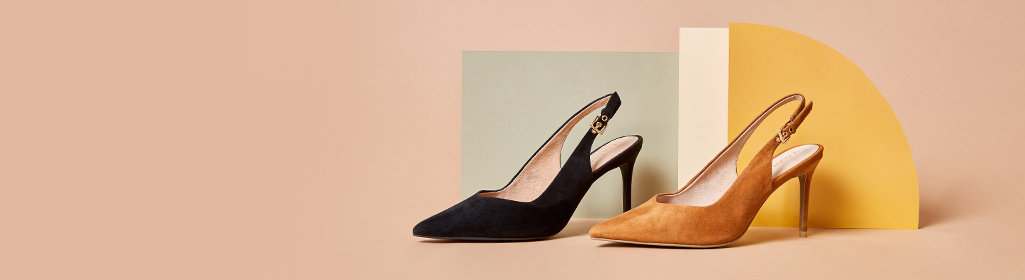 LEATHER & SUEDE. Quality, style, comfort. Shop Women's Leather and Suede Shoes