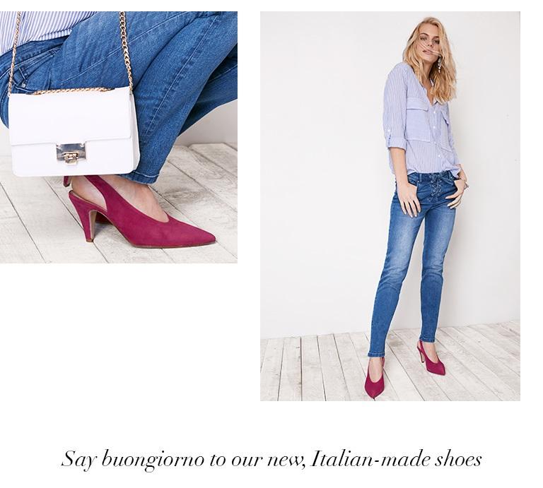 Shop Italian-made Shoes