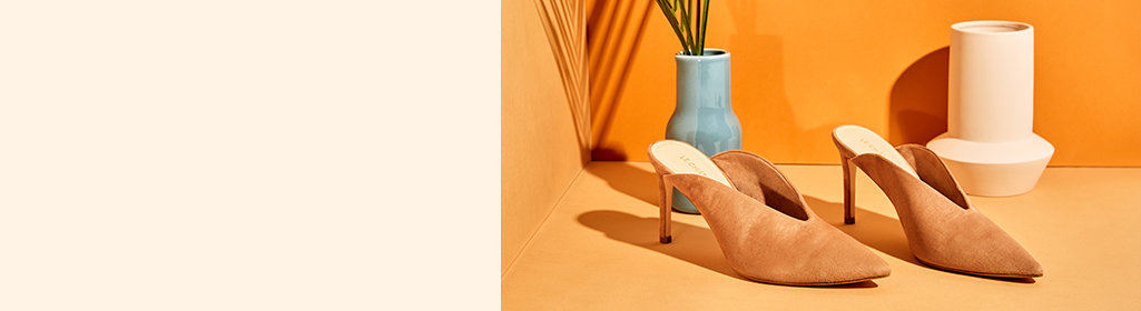 Slide into style. Wear these mules every day. Shop Women's Mules>