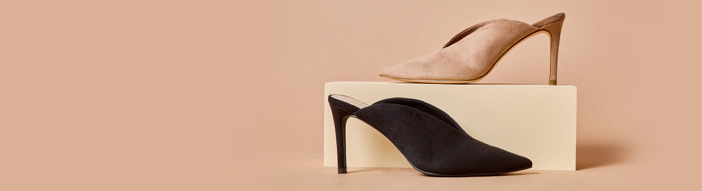 Cool mules. Slide your feet into style. Shop Women's Mules>