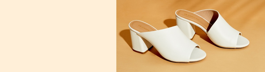 NEW SHOES. Slide into spring. Shop Women's Shoes