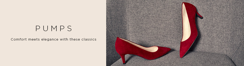 Comfort meets elegance with these classics