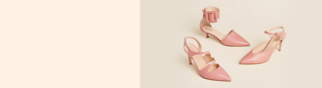 NEW PUMPS. Be a stylish leader in perfect pumps. Shop Women's Pumps