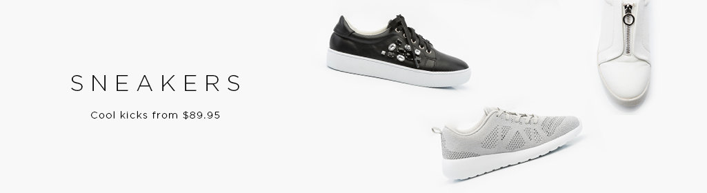 SNEAKERS COOL KICKS FROM $89.95